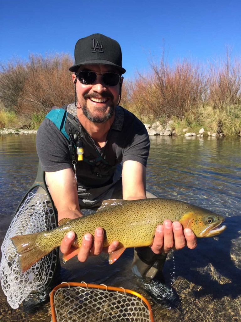 Wyoming cutt slam fly fishing challenge feathered hook for Wyoming fly fishing