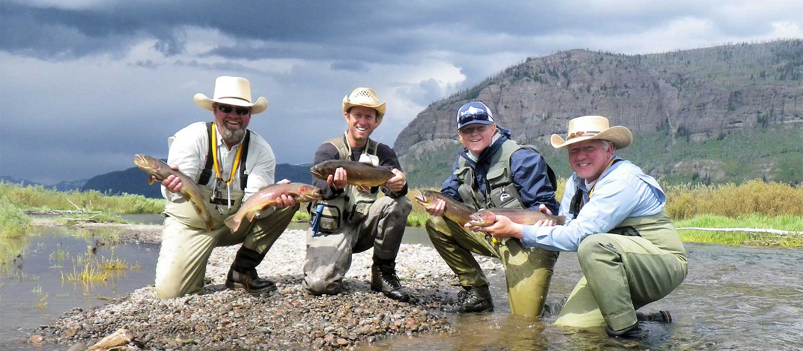 Teton pack trips wilderness fly fishing trips for Fly fishing trips