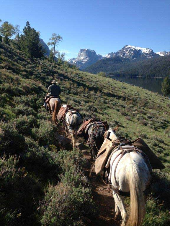 Wind River Pack Trips