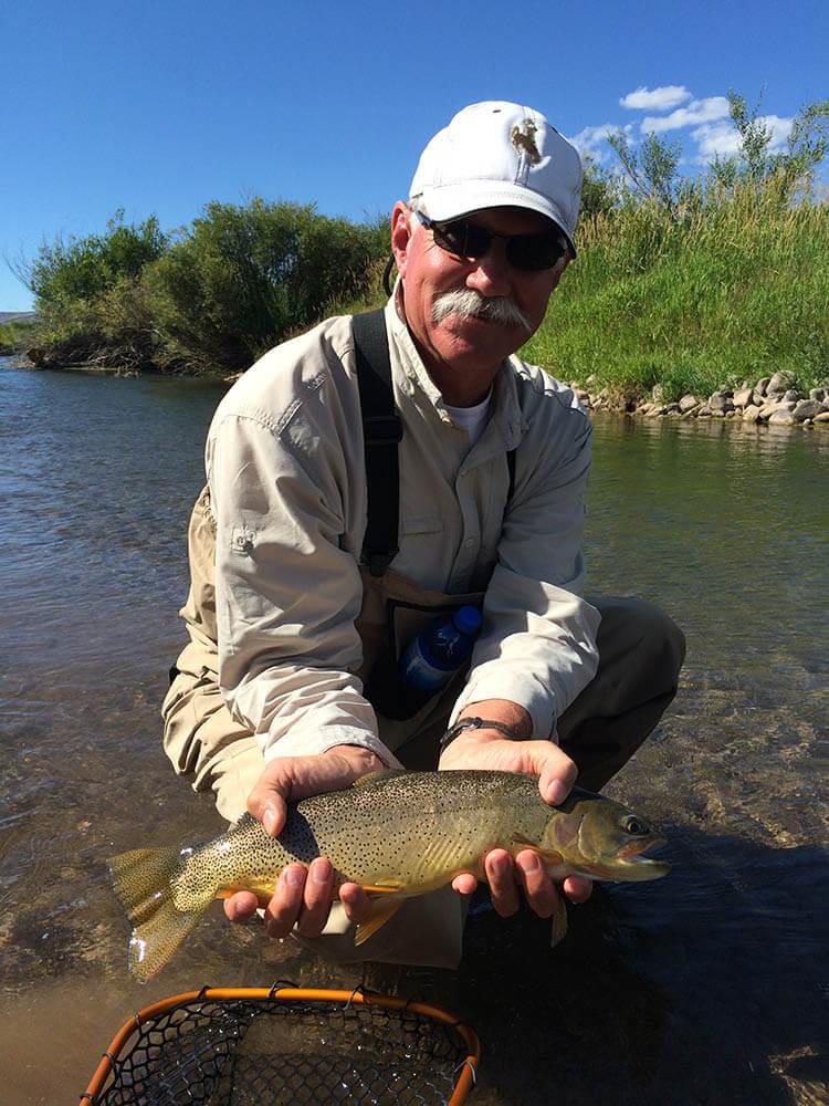Crow Creek Fly Fishing