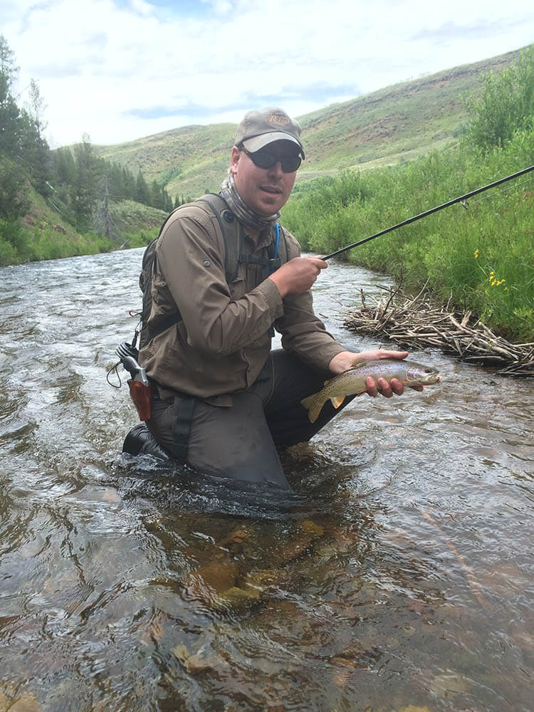 Smiths Fork Fly Fishing